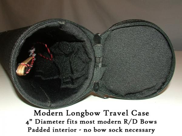Modern Longbow Travel Case 1