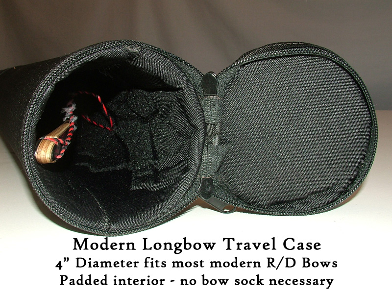 Modern Longbow Travel Case 1